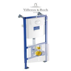 Инсталляция  Villeroy&Boch ViConnect 92246100 + клавиша смыва (белая) 92248568