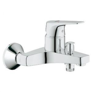 Смеситель для ванны GroheBauFlow (цвет - хром)