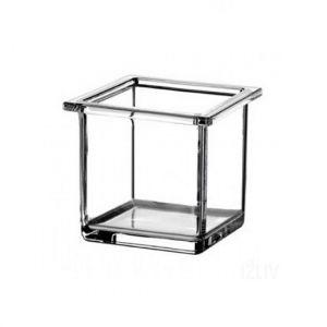 Liaison Мыльница стеклянная квадратная