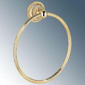 Полотенцедержатель кольцо, золото THG Cygne