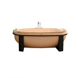 Ванна акриловая 190х100 см Jacuzzi Anima Design + панели
