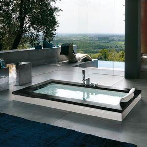 Ванна акриловая Jacuzzi Aura Uno Design 180 х 90 см