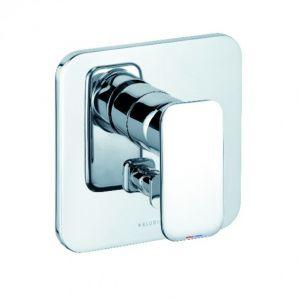Смеситель однрычажный для ванны и душа Kludi E2 (цвет - хром)