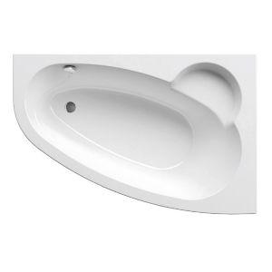 Ванна акриловая Ravak Asymmetric 160 x 105 см, R (исполнение справа)
