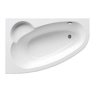 Ванна акриловая Ravak Asymmetric 170 x 110 см, L (исполнение слева)