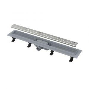 Трап для душа Alca Plast 550 мм+ решетка для трапа (нержавеющая сталь)