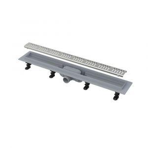 Трап для душа Alca Plast 950 мм+ решетка для трапа (нержавеющая сталь)