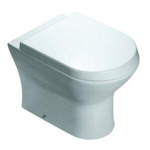 Унитаз подвесной Roca Nexo Clean Rim + сиденье soft-close