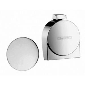 Наружная часть сифона для ванны Hansgrohe Exafill S (цвет - хром)
