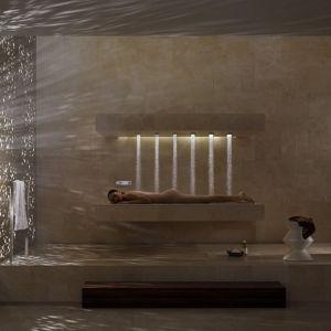 Встроенная душевая система Dornbracht Horizontal Shower