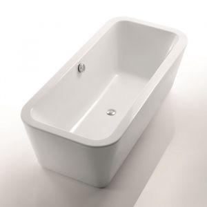 Ванна акриловая Devit Gredos 180 х 80 см + ножки и сифон