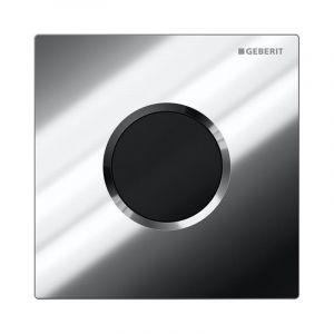 Инфракрасная кнопка для писсуара HyTronic Sigma 01 (хром глянцевый)