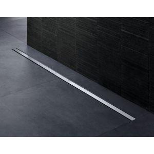 Крышка дренажного канала Geberit CleanLine20 154.450.00.1 (обрезной, 30-90см) черный металл/металл матовый