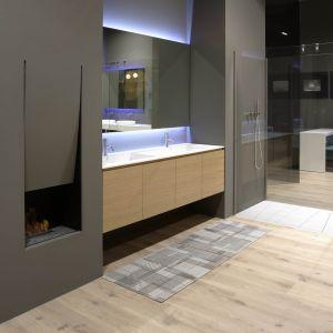Тумба с раковиной Antonio Lupi Lunaria для ванной комнаты 216cm Wood