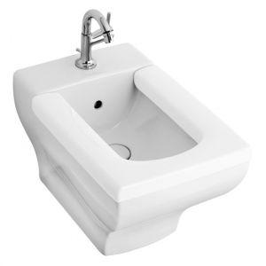 Биде подвесное Villeroy & Boch La Belle 58,5х38,5 см (ярко-белый ceramicplus)