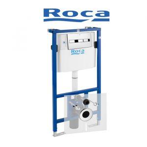 Инсталяция для унитаза Roca  PRO + кнопка хром
