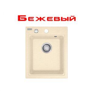 Гранитная мойка Franke MRG 610-42 внешний размер 425 мм х 520 мм (цвет - бежевый)
