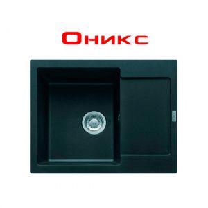 Гранитная мойка Franke MRG 611-62 внешний размер 620 мм х 500 мм (цвет - оникс)