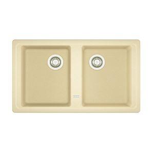 Кухонная мойка Franke BFG 620 Basis внешний размер 860 мм х 500 мм (цвет - сахара)