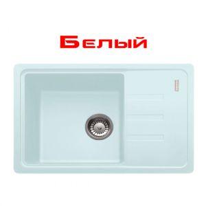 Кухонная мойка Franke Malta BSG 611-62 внешний размер 620 мм х 435 мм (цвет - белый)