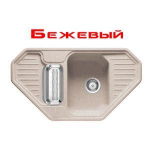 Кухонная мойка Franke Euroform EFG 682-E внешний размер 903 мм х 503 мм (цвет - бежевый)