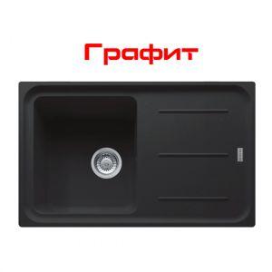 Кухонная мойка Franke Impact IMG 611 внешний размер 780 мм х 500 мм (цвет - график)
