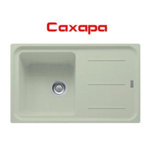 Кухонная мойка Franke Impact IMG 611 внешний размер 780 мм х 500 мм (цвет - сахара)