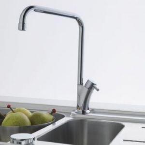 Смеситель для кухни FRANKE Galileo фрагранит хром