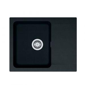 Кухонная мойка Franke Orion OID 611-62 внешний размер 620 мм х 500 мм (цвет - черный)