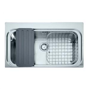 Кухонная мойка Franke Acquario Line AEX 610-A внешние размеры 860 мм х 375 мм