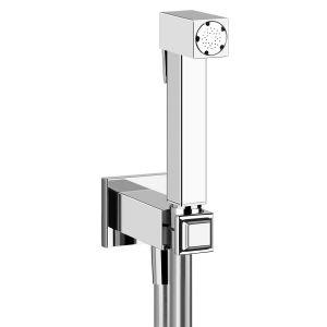 Гигиенический душ Gessi Eleganza, хром 46285-031