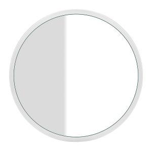 Зеркало настенное Gessi Cono, хром 45921-516