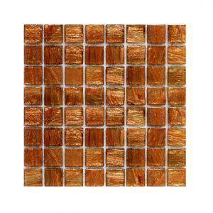Мозаика Mozaico de LUX R-MOS 20G88 PURE GOLD 327 × 327 × 4 мм