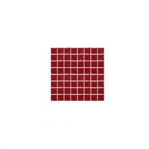 Мозаика Mozaico de LUX T-MOS BG702-R (BG03)(L) SPARCLE RED