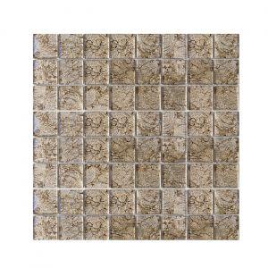 Мозаика Mozaico de LUX T-MOS G06 (L) BEIGE 300 × 300 × 4 мм