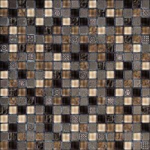 Мозаика Mozaico de Lux S-MOS HS0327 301 х 301 мм
