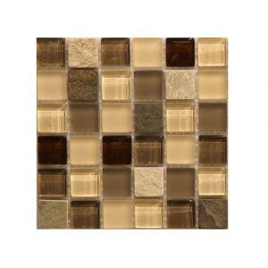 Мозаика Mozaico de LUX S-MOS HS0634 300 х 300 х 8 мм