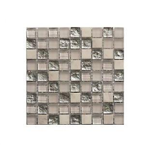 Мозаика Mozaico de LUX T-MOS DF01+G01+ARISTON (L) 300 × 300 × 8 мм