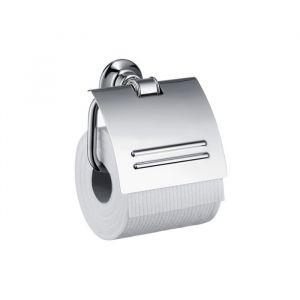 Держатель туалетной бумаги с крышкой  HANSGROHE Axor Montreux