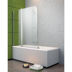 Шторка для ванны Radaway Eos II PND 110 R (профиль - хром, стекло - прозрачное)