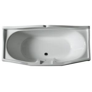 Ванна акриловая 180х80 см Simas Arcada