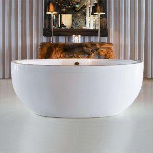 Ванна акриловая 180х95 см Knief Oval + сифон