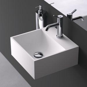 Квадратная раковина Agape Handwash ACER09941RZ белая