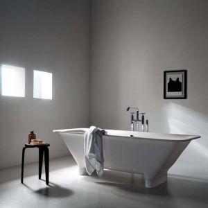 Ванна из искусственного камня Agape Novecento Nuda 180 x 80 см