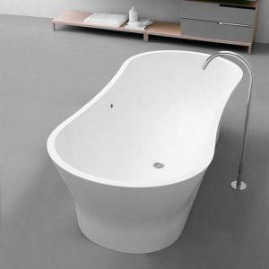 Ванна из искусственного камня 180x85 см Agape Viceversa