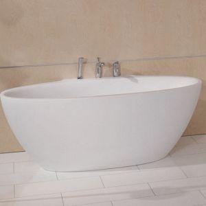 Ванна из каменной массы Xonyx™ 169х84 см Balteco Flo CW
