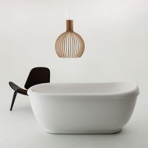 Ванна из каменной массы Xonyx™ Balteco Vero 164 х 74 см