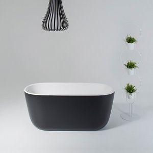 Ванна из каменной массы Xonyx™ Balteco Azur 154 х 68 см, bicolor