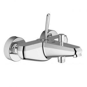 Смеситель для ванны, однорычажный, внешний монтаж Grohe Eurodisc Joy