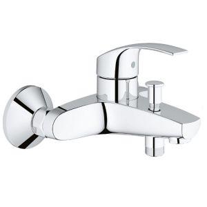 Смеситель для ванны, однорычажный Grohe Eurosmart New (цвет - хром)